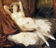 Eugene Delacroix Pintura