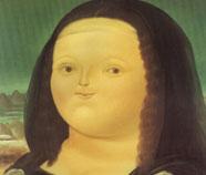Fernando Botero Pintura