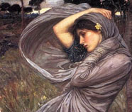 John William Waterhouse Paintings