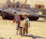 Winslow Homer Pintura