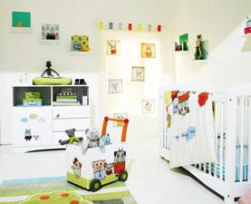 Искусство детской комнаты
