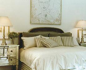 Kunst von Schlafzimmer