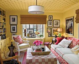 Искусство семейной комнаты
