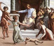 Academisme Olieverfschilderij