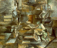 Analytical Cubism Oil Paintings