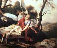 Barok Olieverfschilderij