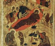 Byzantijns Olieverfschilderij