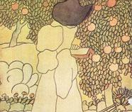 Cloisonnisme Olieverfschilderij