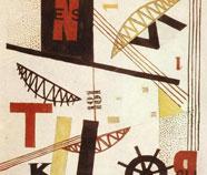 Dada Olieverfschilderij