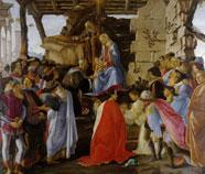 Vroege Renaissance Olieverfschilderij
