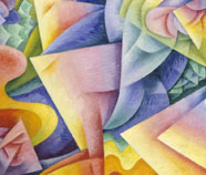 Futurism Oil paintings
