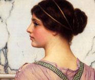 Neoclassicisme Olieverfschilderij