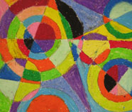 Orphism Oil paintings