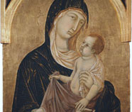 Proto Renaissance Olieverfschilderij