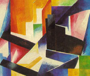 Suprematism Oil paintings