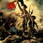 Eugene Delacroix - les peintures à l'huile
