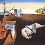 Salvador Dali - les peintures à l'huile