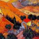 Paesaggio Con Casa E Ploughman 1889