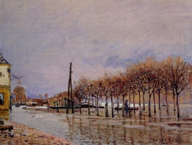 flood at port marly 1872