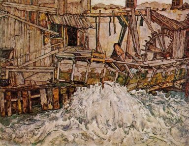 the mill 1916