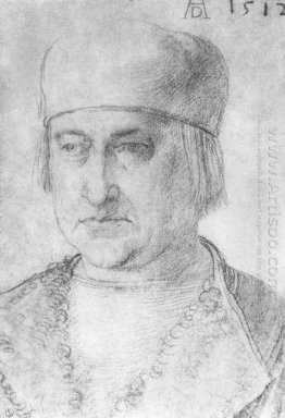 portrait of a man with cap