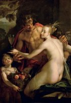 Bacchus, Ceres in Love