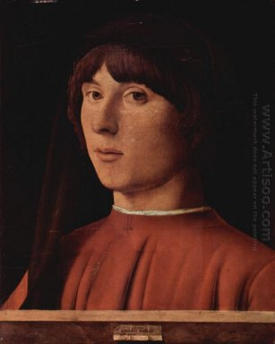 portrait of a man 1474