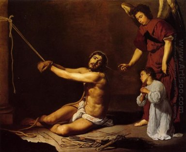 Christ After The Flagellation Contemplated By The Christian Soul