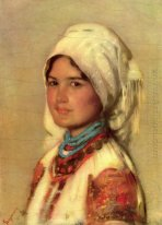 Peasant Woman from Muscel