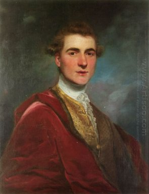 Portrait Of Charles Hamilton 8Th Early Of Haddington