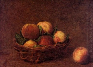 Still Life With Peaches 1896