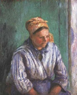washerwoman study also known as la mere larcheveque 1880