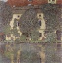 The Schloss Kammer On The Attersee Iii 1910