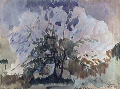Blossoming Tree 1907