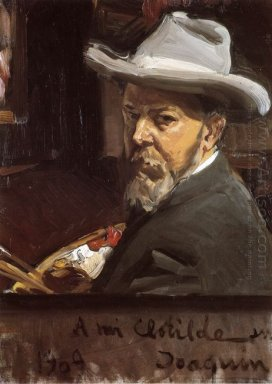 Self Portrait 1909