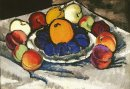 Fruit on the plate