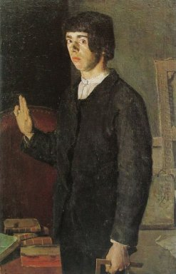 The Student Self Portrait