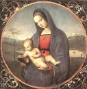 The Madonna Conestabile 1502