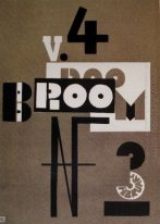 Cover Of Broom 1923