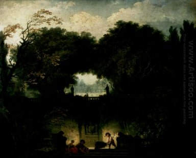 The Small Park 1763