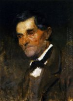 Portrait of a man in a bow tie
