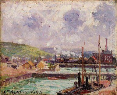 view of duquesne and berrigny basins in dieppe 1902