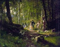 A Walk In The Forest 1869