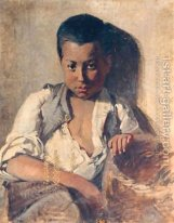Portrait Of A Boy