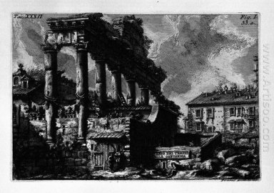 The Roman Antiquities T 1 Plate Xxxii 1756