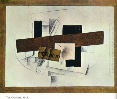 The Clarinet Tenora 1913