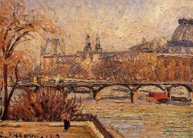 the louvre morning 1903