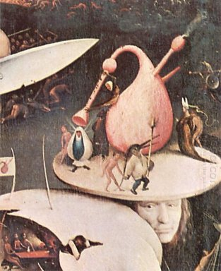 The Garden Of Earthly Delights 1515 2