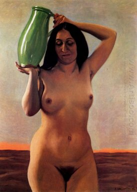 Woman With The Jug 1906