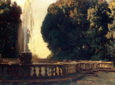 Villa Torlonia Fountain 1907
